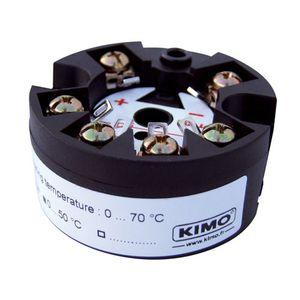 transmisor de temperatura en cabeza de sonda / termopar / 4-20 mA / de proceso