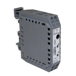 transmisor de temperatura en riel DIN / termopar / 4-20 mA / programable