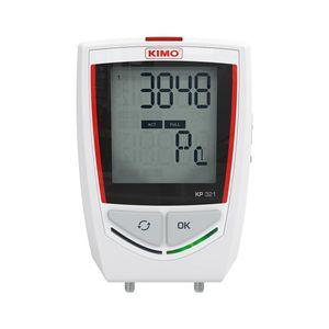 registrador de datos de presión diferencial / bluetooth / con pantalla LCD / IP65