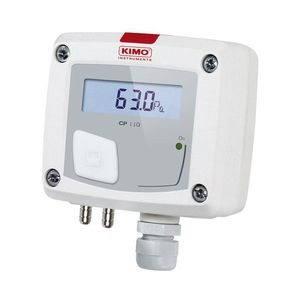 sensor de presión diferencial