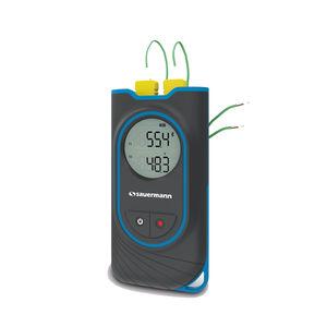 termómetro de termopar
