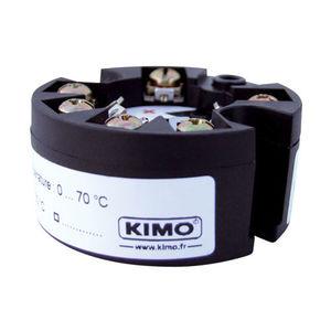 transmisor de temperatura en cabeza de sonda