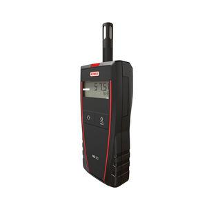 termo-higrómetro digital / portátil / temperatura / humedad relativa