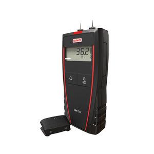 humidímetro con sonda de penetración larga