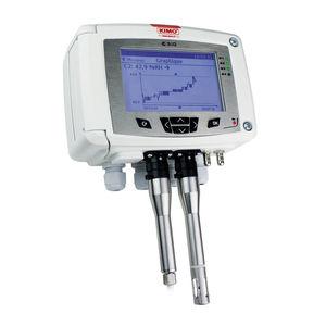 aparato de medición temperatura