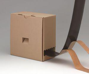 cinta adhesiva de caucho butilo / para juntas de carpintería / impermeable