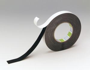 cinta adhesiva doble cara / de caucho butilo
