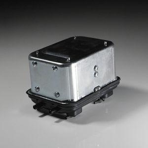 bomba de vacío de membrana / lubricada / monoetapa / compacta