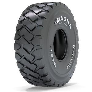neumático para maquinaria de construcción