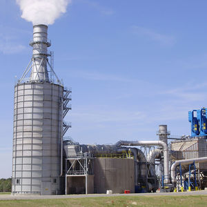lavador de gases por vía húmeda