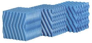 bloque de relleno de plástico