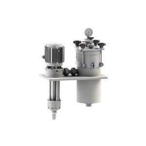 bomba para agua de uso industrial