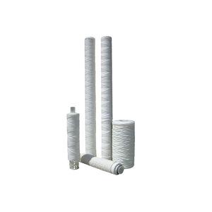 cartucho filtrante de agua / para productos químicos / para prefiltración / de polipropileno
