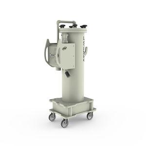 aspiradora-compresora de líquidos