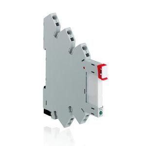 relé electromecánico 110 V CA / 220 V CA / 24 V CA / 110 V CC
