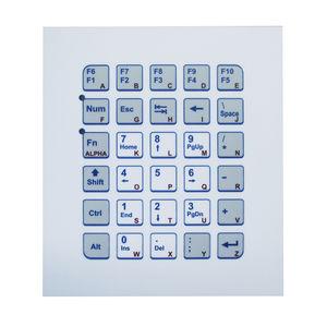 teclado numérico 28 teclas