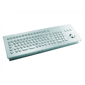 teclado empotrable