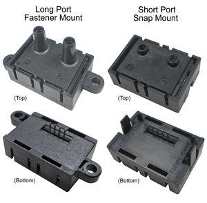sensor de caudal de presión diferencial / de aire / con salida analógica