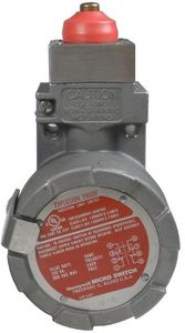 microrruptor unipolar / para zona peligrosa / de acero inoxidable / electromecánico