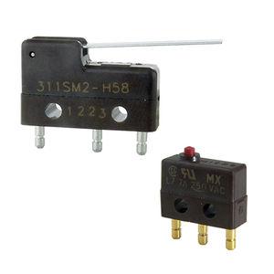 interruptor de palanca / unipolar / on/off / electromecánico