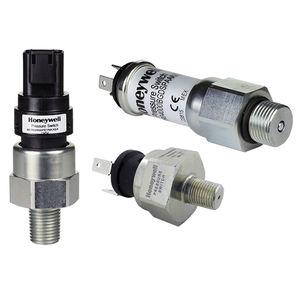 presostato-vacuostato para agua / para aire / para líquido y gas / de capa fina