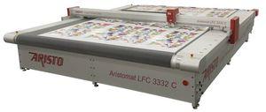 máquina de corte para metal / con cutter / CNC / de gran formato