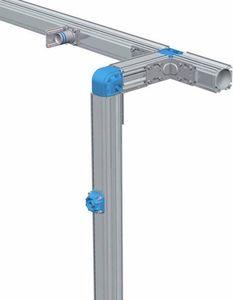 tubería rígida para aire comprimido / para red de aire comprimido / con superficie interior lisa / extruida