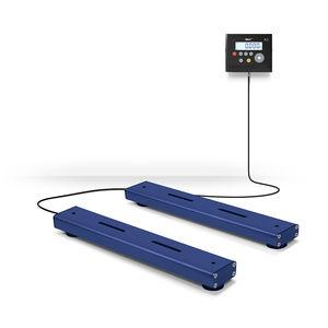barra pesadora electromecánica