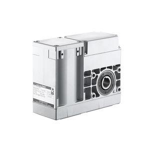 motorreductor AC / trifásico / de tornillo sin fin / de ejes ortogonales