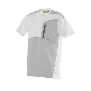 camiseta de trabajo / de protección química / de algodón / para aplicaciones de pintura industrial