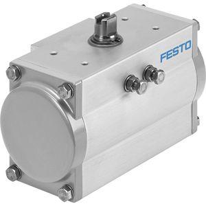 actuador rotativo / neumático / de doble efecto / de piñón cremallera