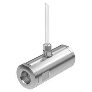 válvula de manguito / de cartucho / con control neumático / de mezcla