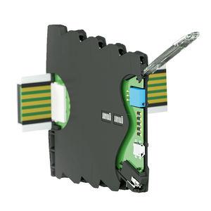 caja en riel DIN / modular / de plástico / para equipamiento electrónico