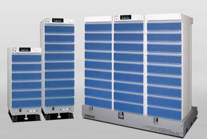 alimentación eléctrica AC/AC / monofásica / trifásica / conmutada