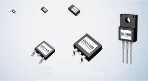 diodo Schottky / SMD / rectificador / con muy baja corriente IR