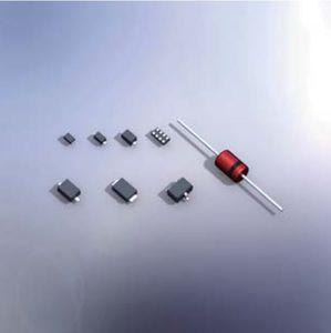 diodo Zener / SMD / de silicio / bidireccional