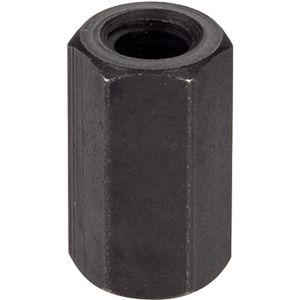 tuerca hexagonal / de acero / de prolongación