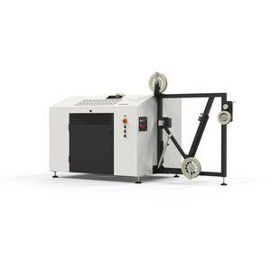 sistema de alimentación de cable / para máquinas de embalaje