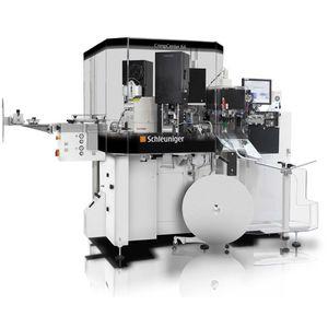 bobinadora automática / de bobinas / de cinta / para máquina de fabricación de cables