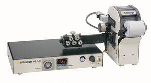 máquina de marcado en caliente / benchtop / de cables