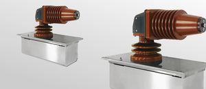 disyuntor de vacío / de tensión media / AC / para aplicaciones ferroviarias
