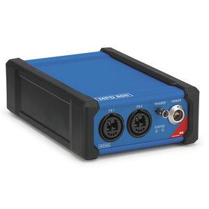 sistema de medición de descarga parcial