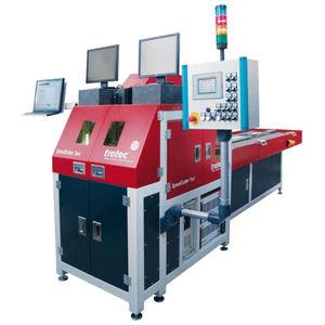 sistema de corte láser / con comando numérico / de precisión / con cargador