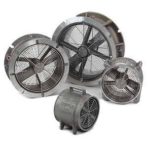 ventilador axial / de refrigeración / de extracción / de secado