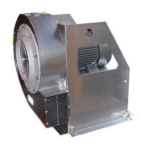 soplador de aire / centrífugo / monoetapa / de alta presión