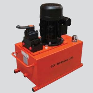 bomba hidráulica con motor eléctrico