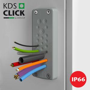 entrada de cable IP66