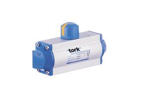 actuador para válvula neumático / rotativo / de bolas / ATEX