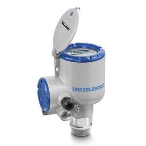 transmisor de nivel radar FMCW / para sólidos / 4-20 mA / compacto
