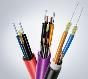 cable óptico de datos